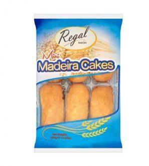 Regal Madeira Cakes