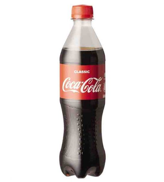 Coca Cola Flaske 500Ml