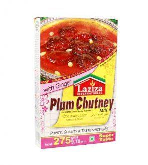 Laziza Plum Chutney