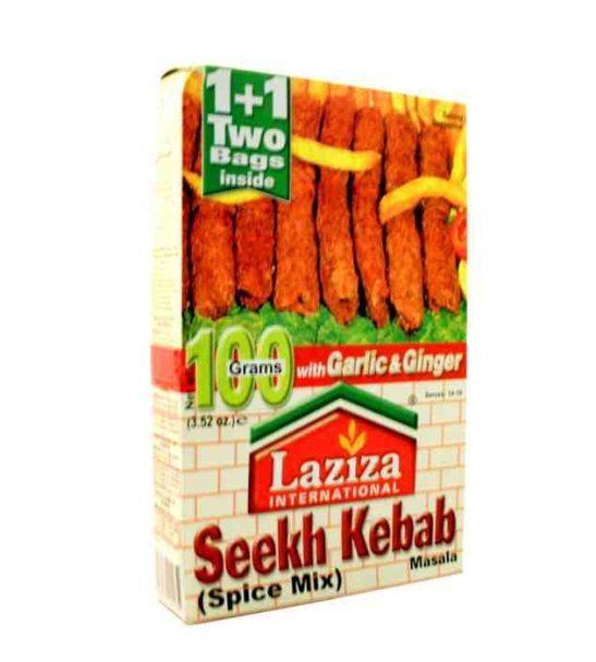 Laziza Seekh Kabab
