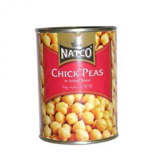 natco chickpeas 400g
