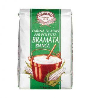Favero white corn flour