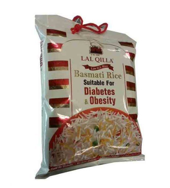 Lal Qilla Diabetes Basmati Rice