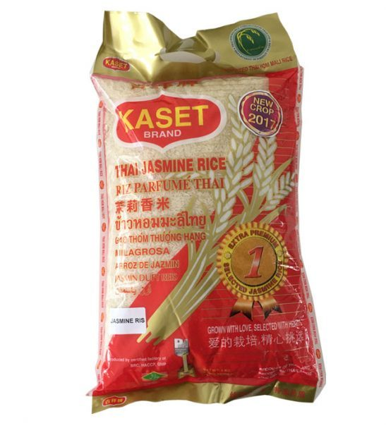 Kaset Thai Jasmine rice