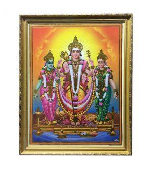 Vishnu-Laxmi-Saraswati-Big image