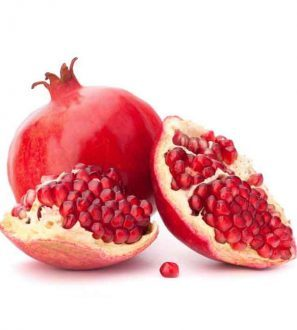 Granateple -pomegranates