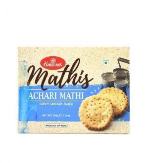 Haldirams Achari Mathi 200g