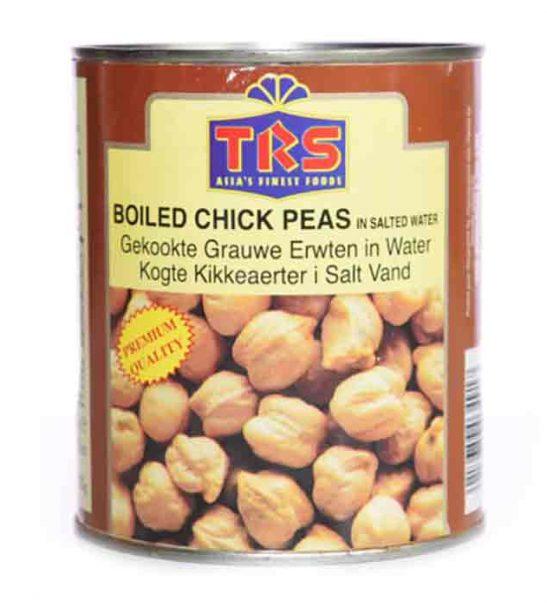 TRS Cammed chickpeas 2.5kg