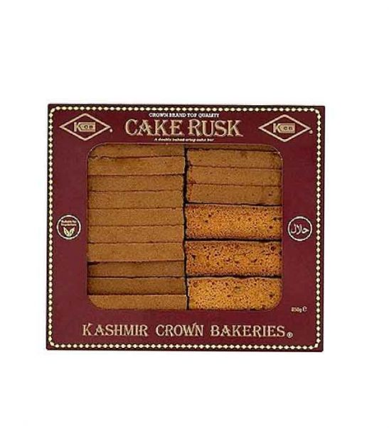 KCB Cake Rusks