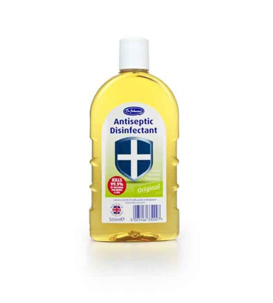 dr johnson's antiseptic disinfectant