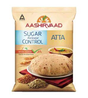 Aashirvaad sugar control aata 5kg