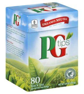 Pg Tea Bags 80