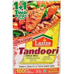 Laziza Tandoori Masala 100 G