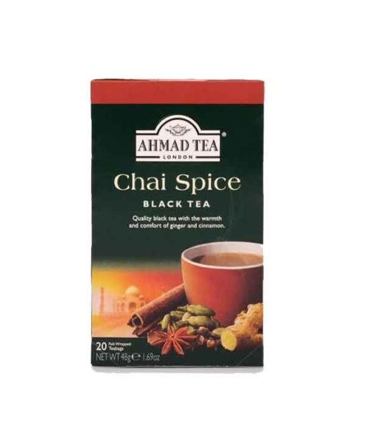 Ahmad Chai Spice Tea