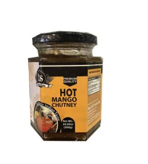DS Hot Mango Chutney 300g