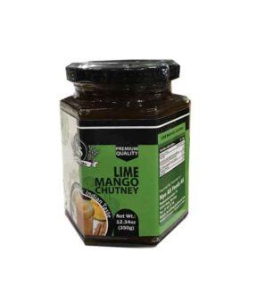 DS Lime Mango Chutney 350g